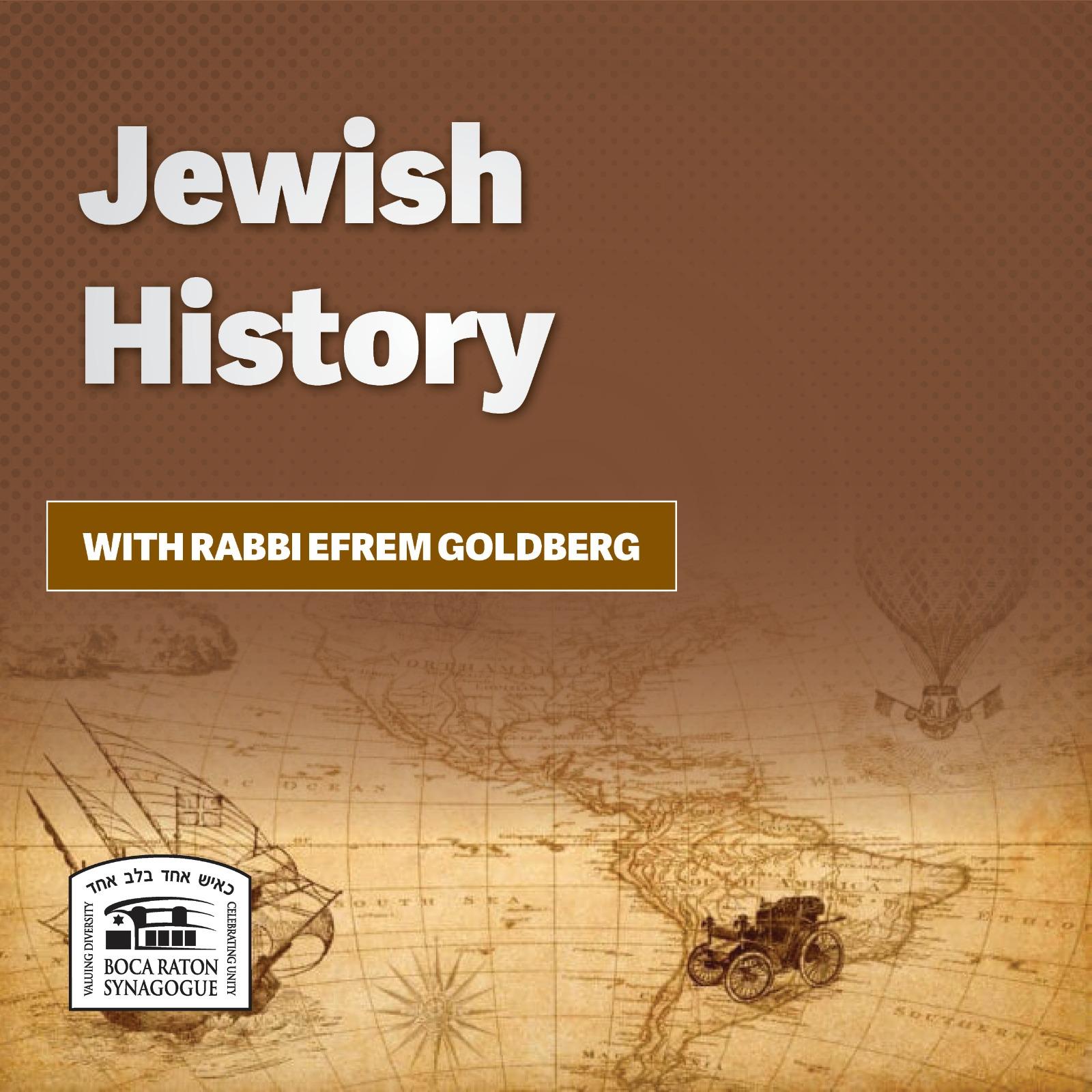 Listen: Jewish History