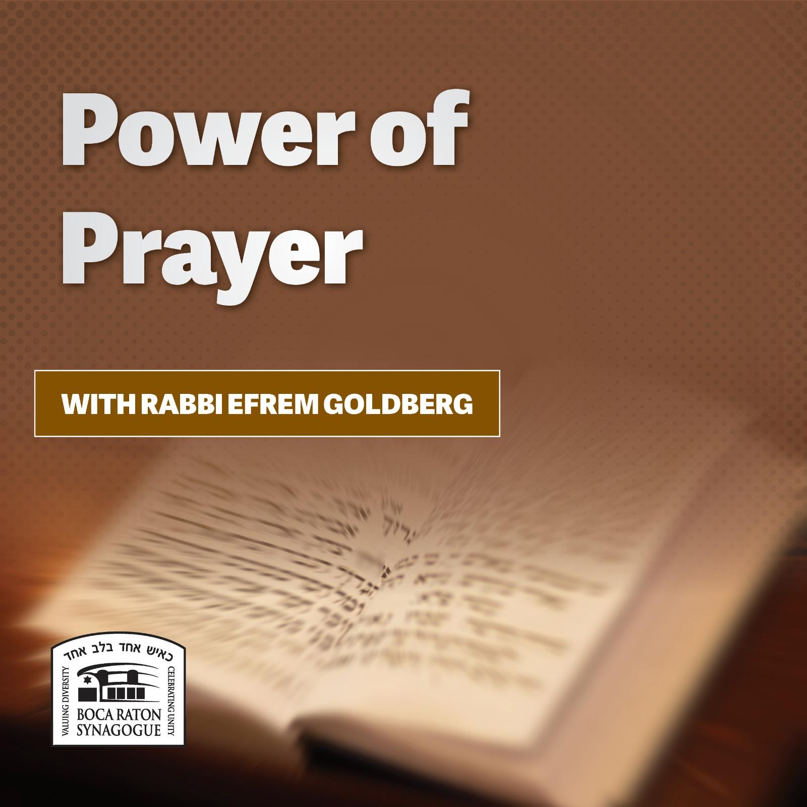 Listen: Power of Prayer