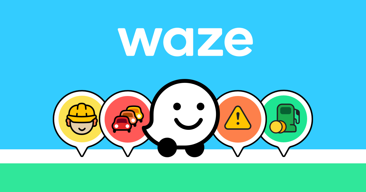 Like Waze, God Knows Where You Are, Where You Came From and Where You are Going